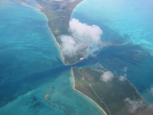 Eleuthera_Current_cut_aerial